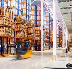 Stock Management Handling Pick & Pack euromed pharma