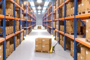 warehouse used for order-to-cash-services-euromed-pharma